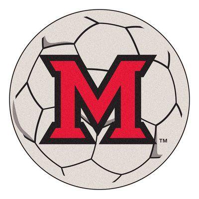 FANMATS NCAA Miami University (OH) Soccer Ball