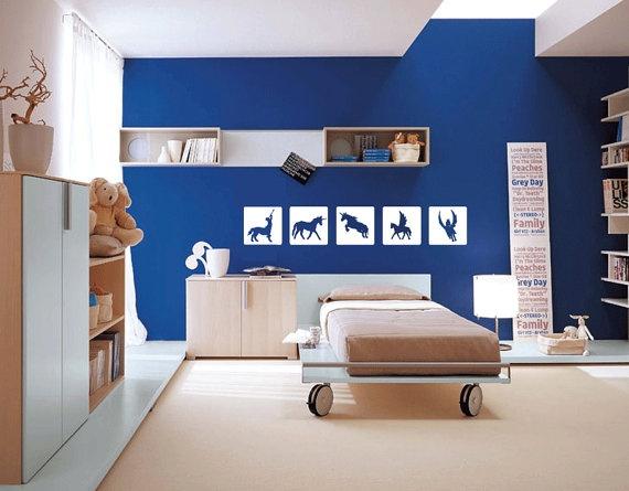 Blue Room Color Mood