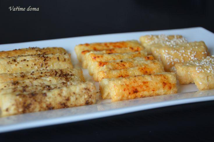 Sýrové tyčinky - Powered by @ultimaterecipe