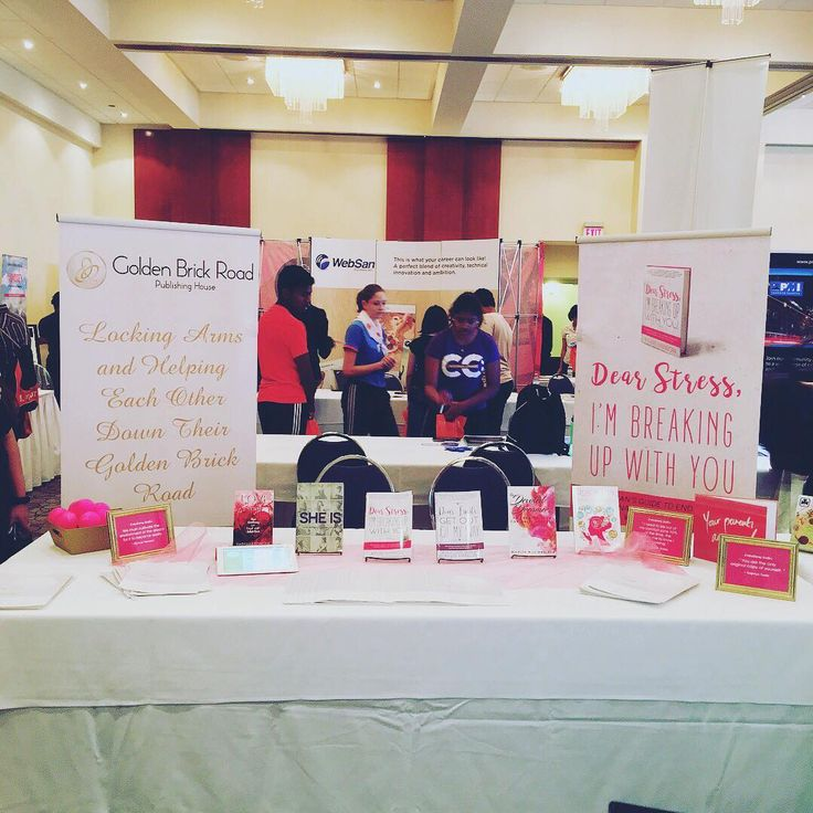 Our table received so many compliments yesterday 💕 we were so happy to take part in this event and look forward to all the good deeds and philanthropy that will come out of it! @experienceyourlife @gbrpublicationsagency #dearstressimbreakingupwithyou #writewithus #authorlife #philanthropy #helpingothers #internships #publisher #pinkandgold #pinkandsilver #keepitsimple #yellowbrickroad #dearstress #femaleauthors #bookstoread #relationshipadvice #selfdevelopment #booksbooksbooks #fempreneur…