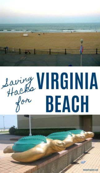 I can't believe how much money she saved on her Virginia Beach vacation! Pinning for our trip this spring.