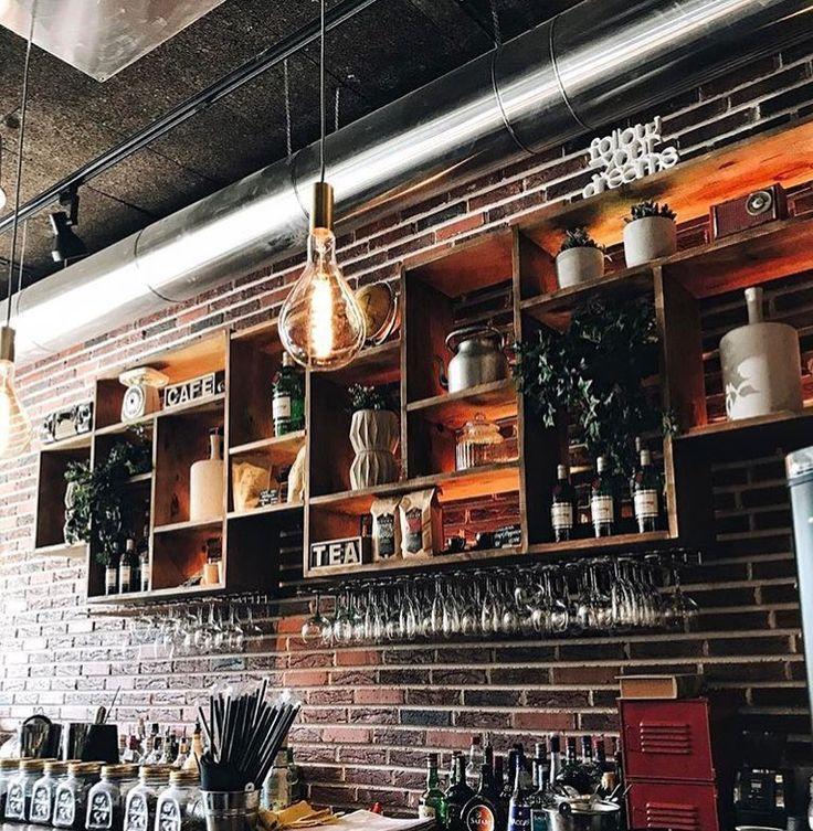 Best 25 Industrial Design Homes Ideas On Pinterest: Best 25+ Industrial Coffee Shop Ideas On Pinterest