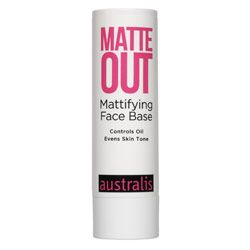 Australis Matte Out Mattifying Face Base $13.95 - This product is great for oily skins and will help you keep your base - all day long. Keep a tube in your handbag for touchups on the go. My advice, apply a little on the t-zone whenever you want need the shine to disappear.