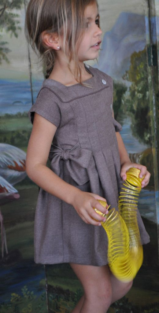 No sin Valentina, moda muy nuestra para el mundo http://www.minimoda.es