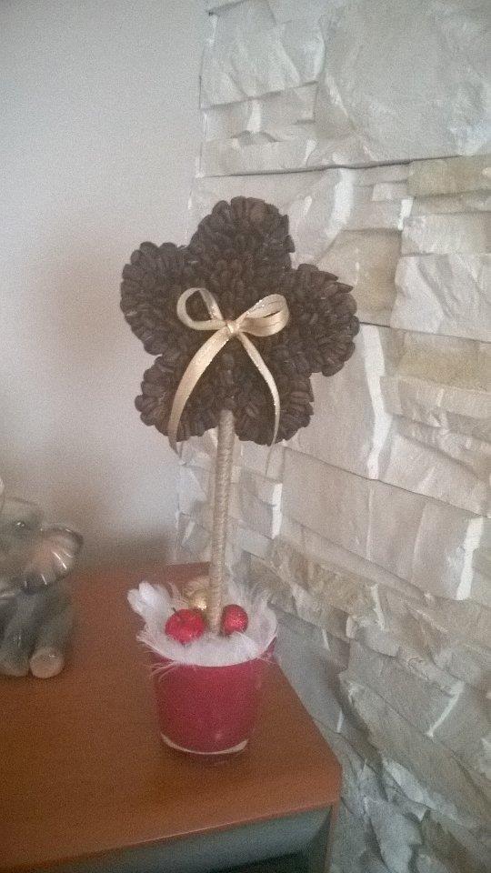 Drzewko wawowe kwiat