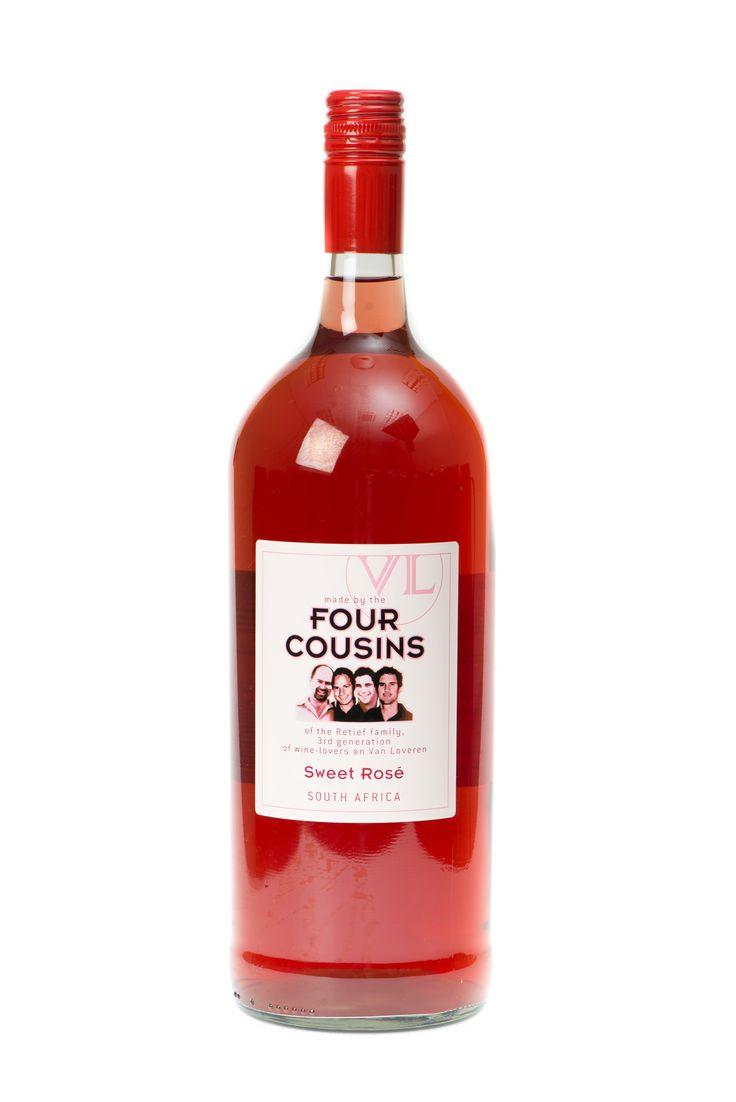 Four Cousins Rosé R53.99 Liquor City 014 537 2664