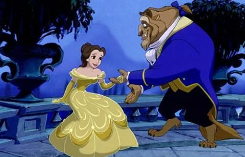 Beauty And The Beast <3