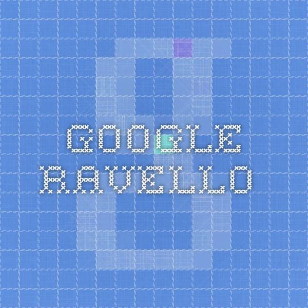 Google  ravello
