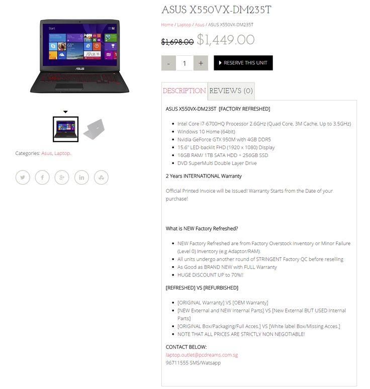 Pretty nice Cheap laptop + Asus Laptop Singapore + Refurbished laptop Check more at http://dougleschan.com/the-recruitment-guru/cheap-laptop/cheap-laptop-asus-laptop-singapore-refurbished-laptop/