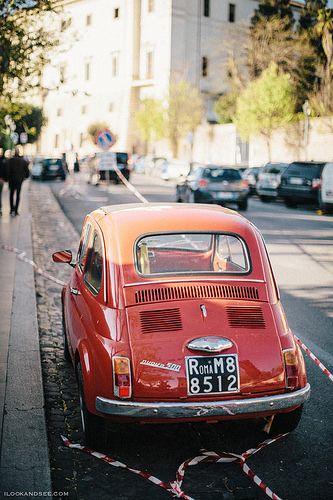 Roma by ilookandsee, via Flickr