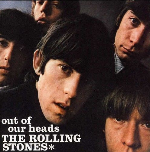The Rolling Stones - Out Of Our Heads [Cd]