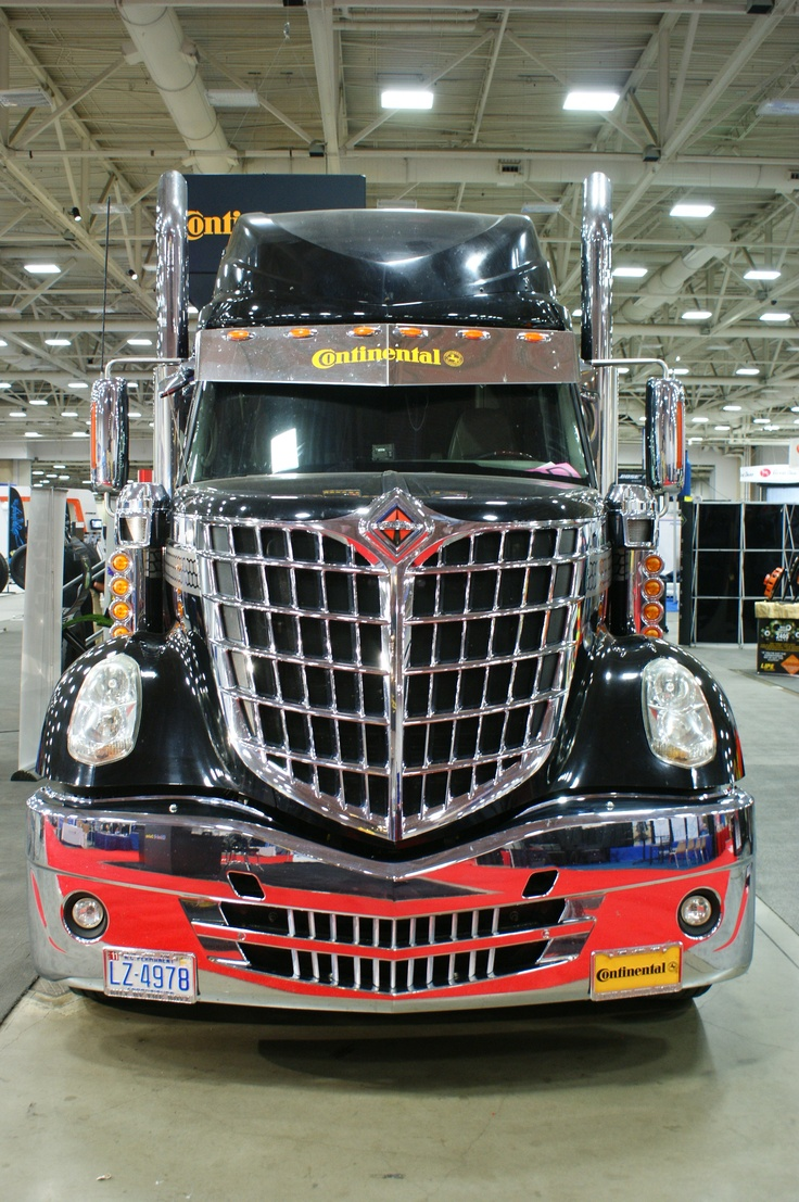 Untamed Innovation Tour Truck #Continental  #International #LoneStar