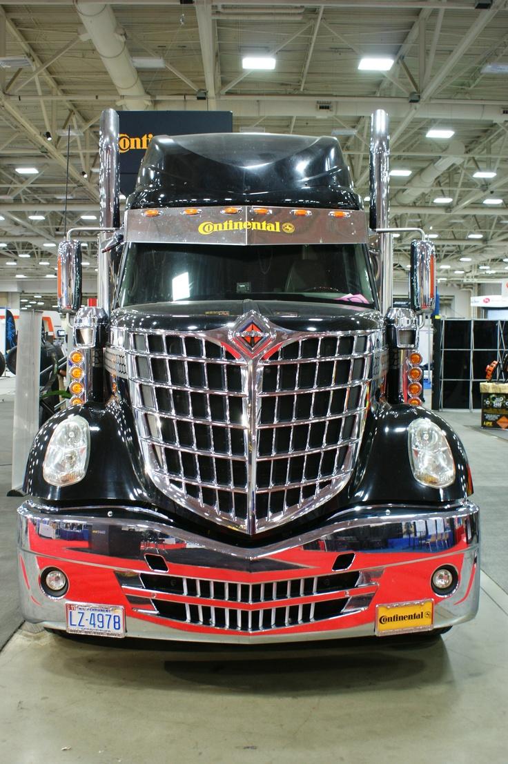 Untamed Innovation Tour Truck #trucks #trucking #trucktires #Continental…