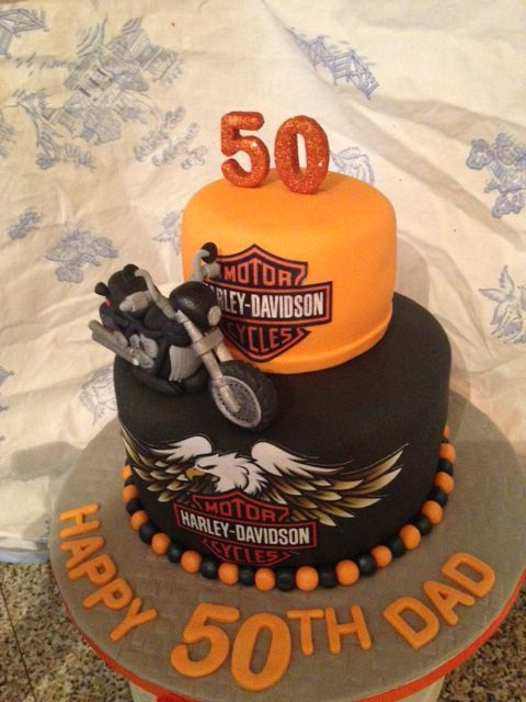Best 25 Harley Davidson Cake Ideas On Pinterest Harley