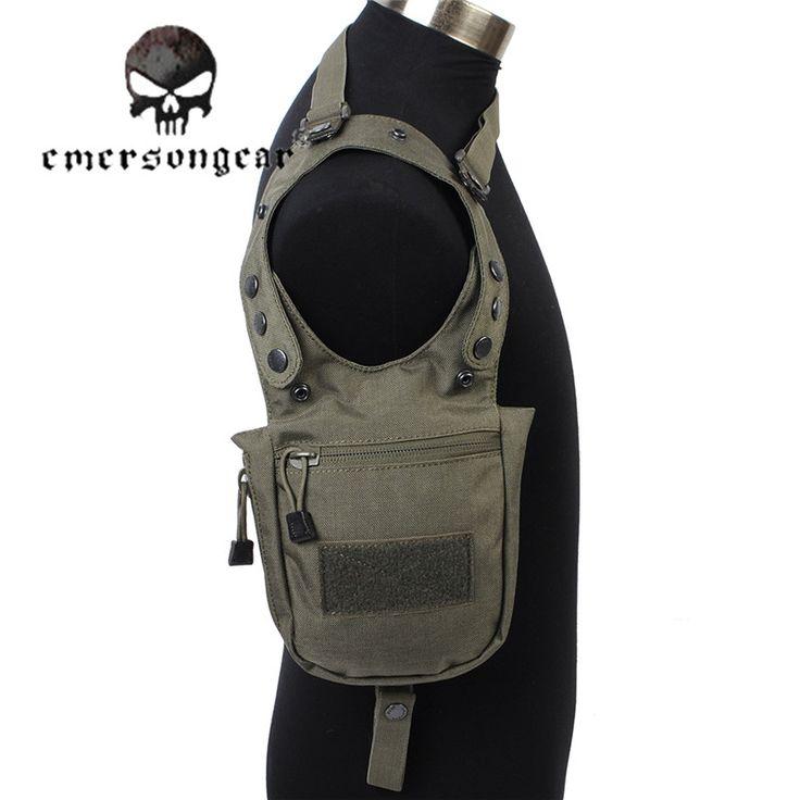 Anti-thief Hidden Security Bag Underarm Shoulder Armpit Bag for Phone/ Money/ Passport Tactical Multi-purpose Concealed Bag  #Affiliate