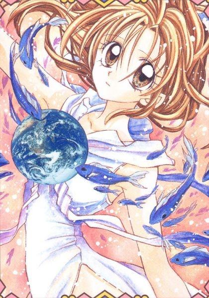 Time Stranger Kyoko, by Arina Tanemura. 3 volumes.