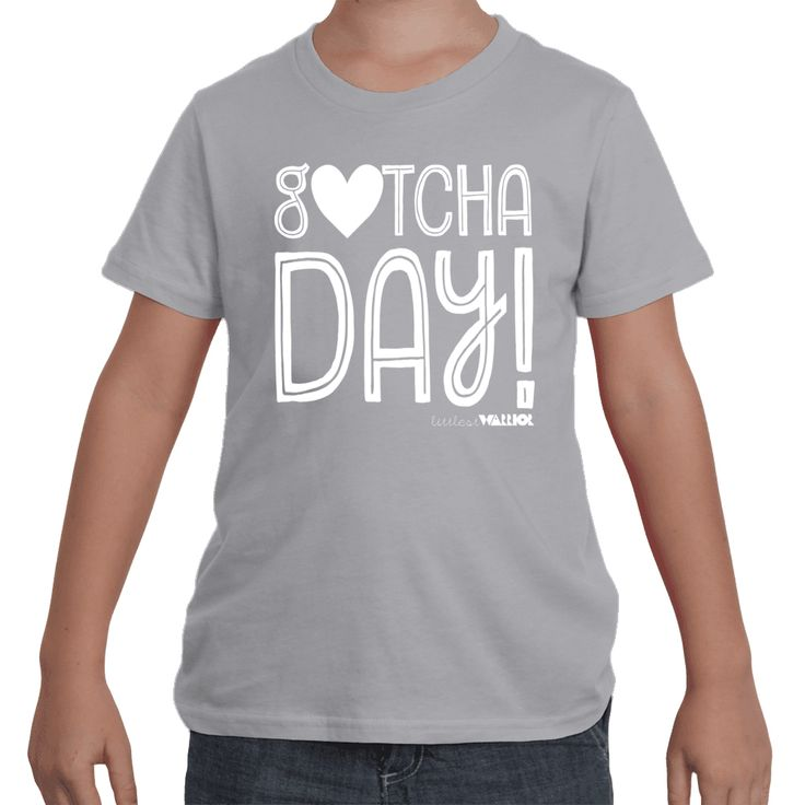 Gotcha Day Youth Tee