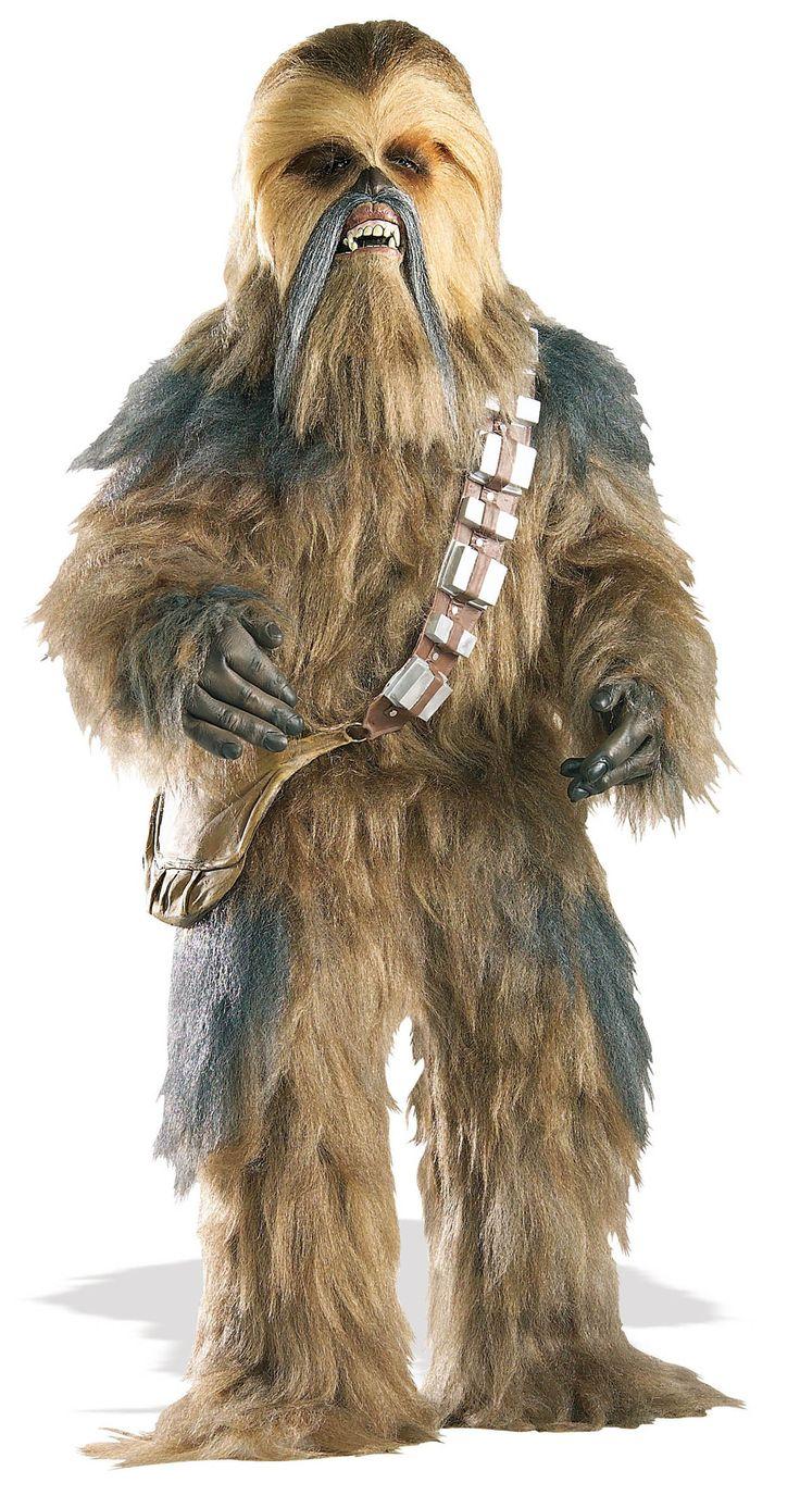 Dit Star Wars™ Chewbacca™ kostuum voor volwassenen zal ideaal geschikt zijn als carnavalskleding of als een collector's item! - Nu verkrijgbaar op Vegaoo.nl