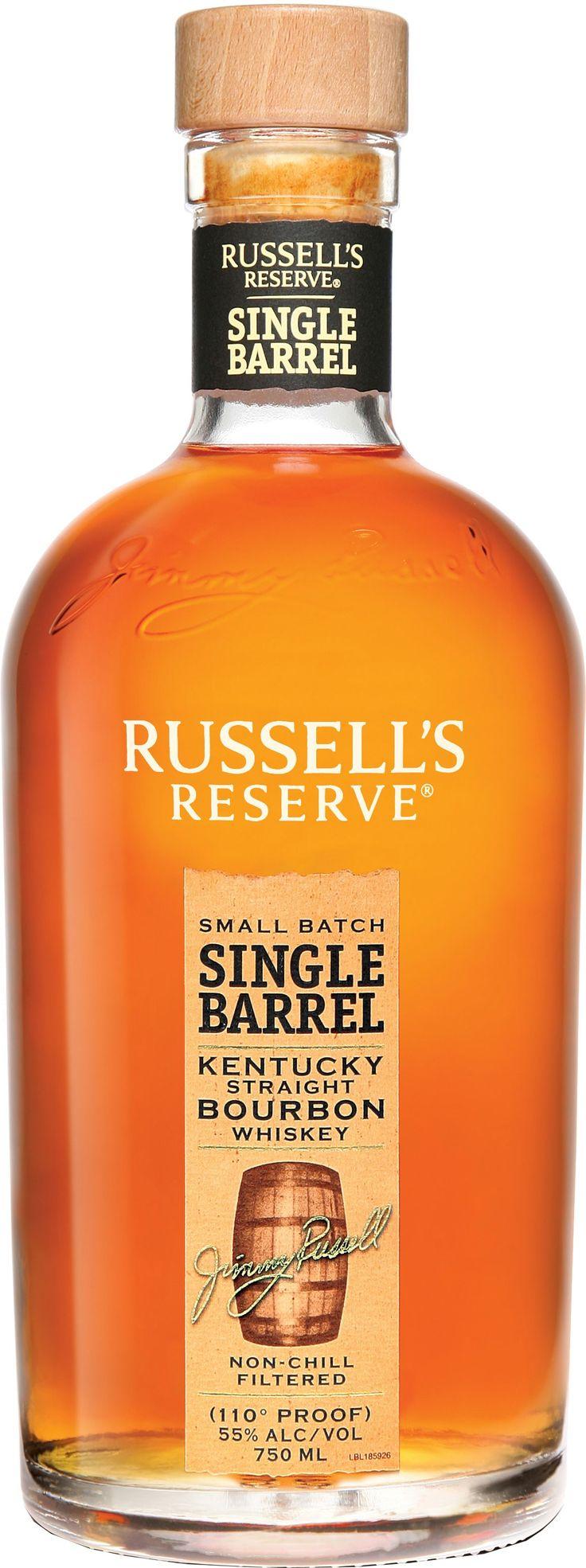 Russell's Reserve Small Batch Single Barrel Bourbon | @Caskers
