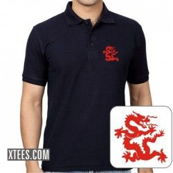 10 best logo collar t shirts images on pinterest ice for Thick material t shirts