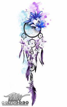 ~Apanhador de sonhos violeta~