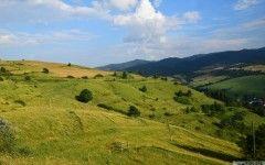 National Park pieniny, Slovakia