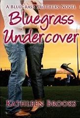 Kindle Romance Novels: Bluegrass Undercover by Kathleen Brooks