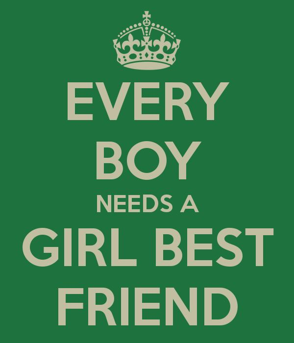 Is It A Boy Or Girl Quotes: Boy And Girl Best Friends