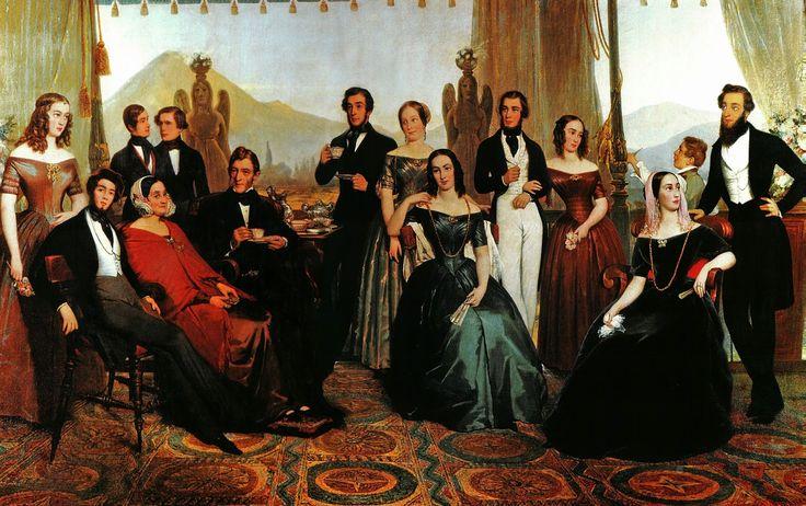 Familia Damaso Zañartu