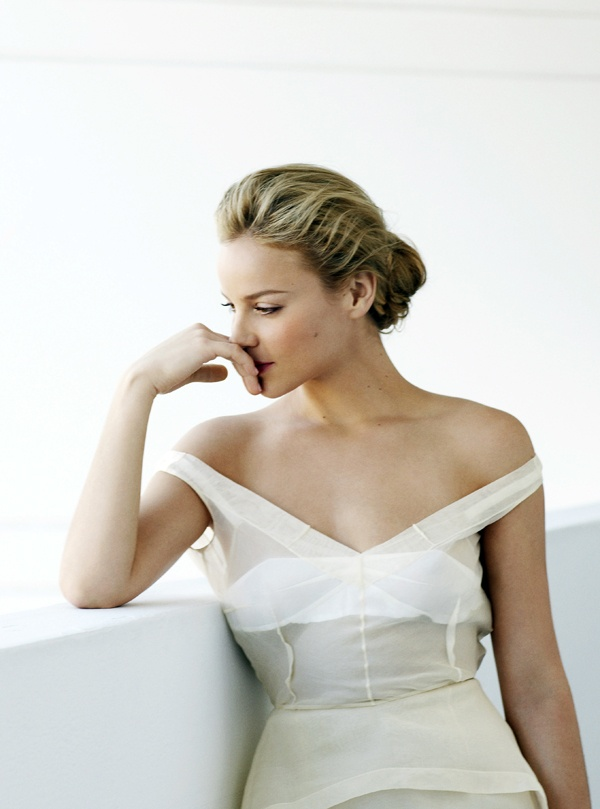 Abbie Cornish - Vogue Australia