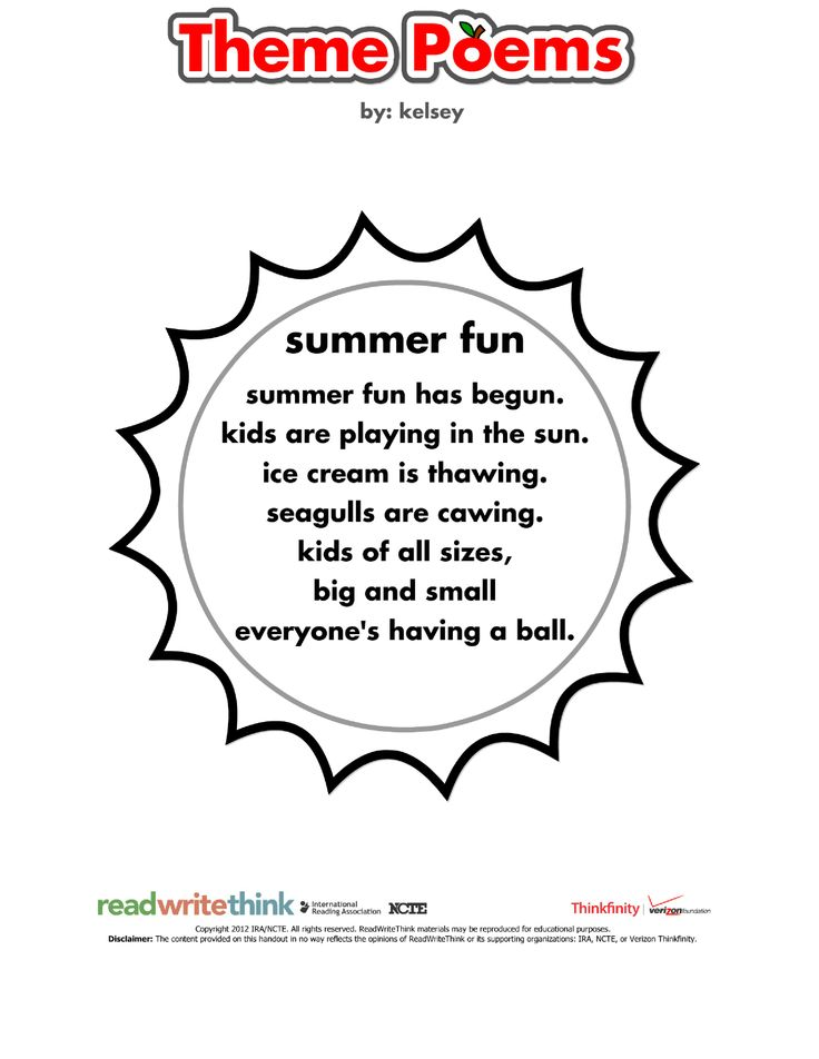 24 best Summer Learning From ReadWriteThink.org images on