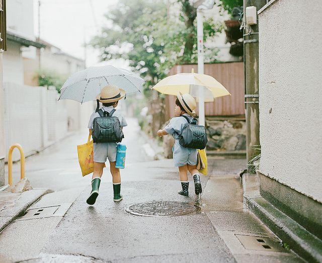 rainy days and mondays #1 by Hideaki Hamada  So cute!!!!