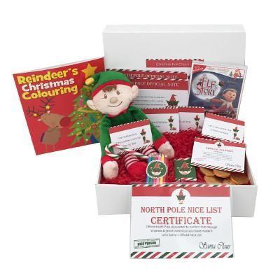 Christmas Eve Hamper - Ralph- Elf on the shelf