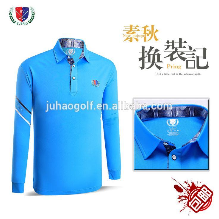 China factory custom top grade quick dry mens golf sports polo shirt