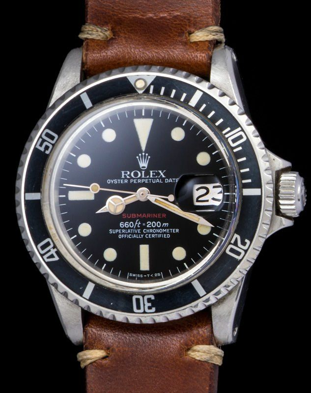 "Rolex Submariner ""The FAP 1680"" -"
