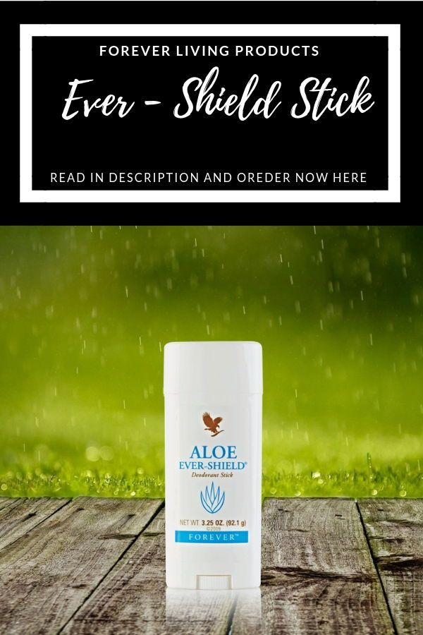 Aloeevershield Aloe Evershield Deodorant Stick Provides