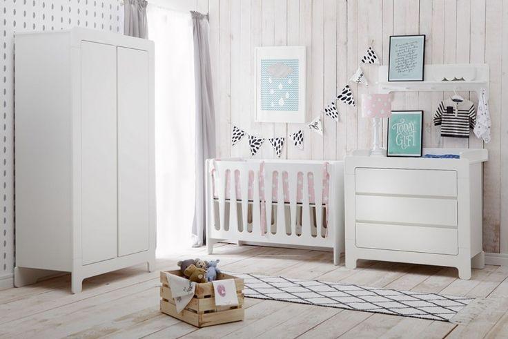 QUAX detská postieľka Sunny 60 x 120 cm - Detské postieľky - Detský nábytok - Katalóg | BabyPrestige®
