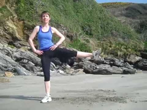 tabata workout - repeat 4 times (perfect for morning routine...will try tomorrow!)