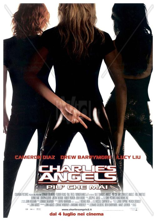 Charlie's Angels: Full Throttle 2003 full Movie HD Free Download DVDrip