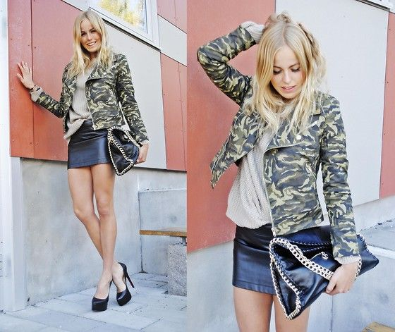LOVE (by Frida Johnson) http://lookbook.nu/look/3982312-WATCHA-SAY