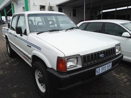 Price And Specification of Ford Courier 3000 D-Cab 4x4 For Sale http://ift.tt/2lmyYUY