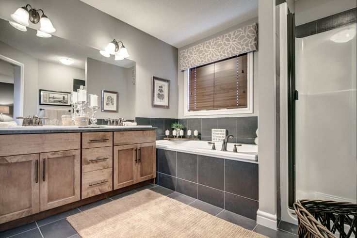 The #ensuite is so spacious!