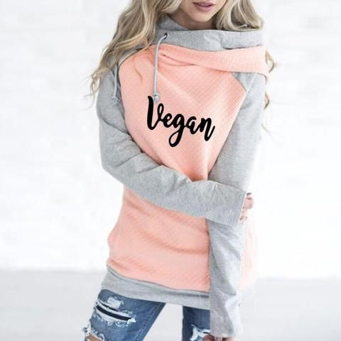 8eda3a3b5c37 2018 New Fashion Funny Letters Print Kawaii Tops Sweatshirt Femmes ...