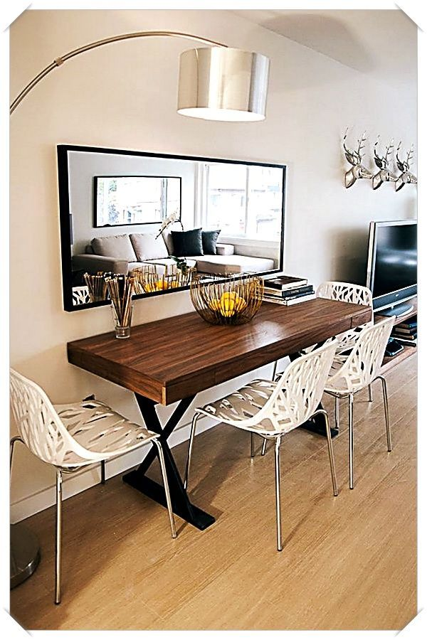 44 Small And Clean First Apartment Dining Room Ideas Dining Room Small Dining Room Combo Apartment Dining