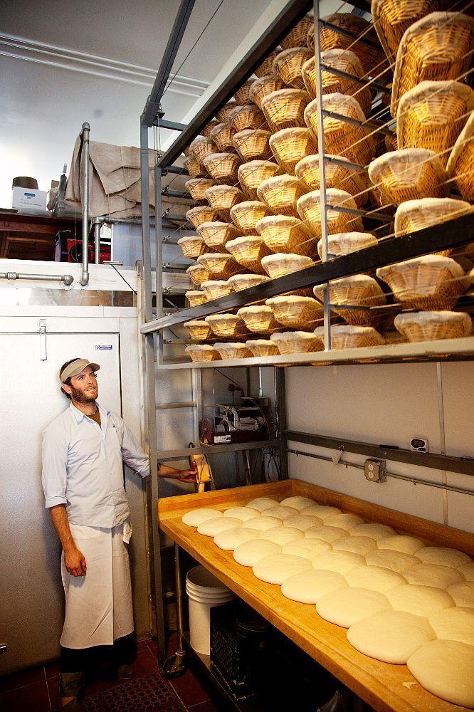 Tartine Bakery - San Francisco.  Oh, yeah.