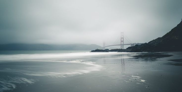 Bridge in the Fog | picmelon