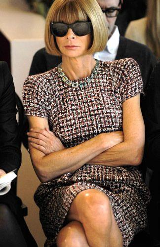 Barack Obama envisagerait de nommer Anna Wintour ambassadrice des États-Unis à Londres ou à Paris