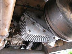 Land Rover Transfer Case Sump Upgrade