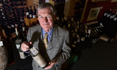 #Hugh Johnson auction includes vintages dating back to 1830, 1945 #Chateau Latour and 1971 German riesling for £6,000