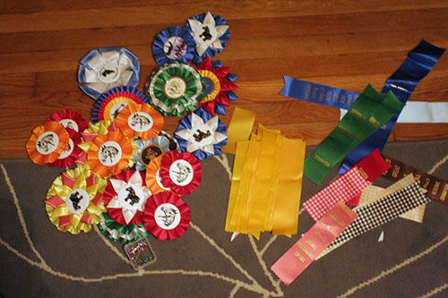 Instructions for a Ribbon Quilt
